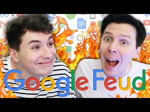 THE FINAL GOOGLE FEUD