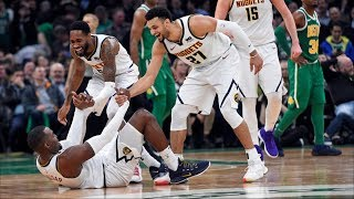 Isaiah Returns Boston! Nuggets Clinch Playoff Berth! 2018-19 NBA Season