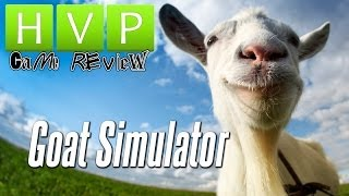 Hall's Variety Pack Game Review: Goat Simulator Thumbnail
