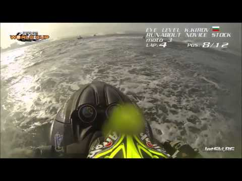 EYE LEVEL K KIROV BULGARIA KING'S CUP JET SKI WORLD CUP THAILAND 2014, MOTO 3