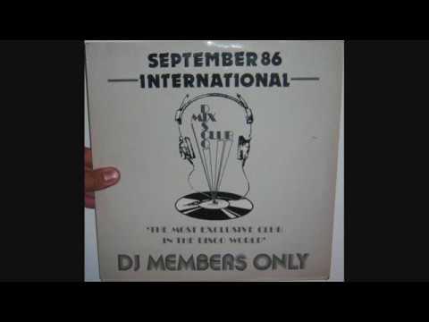 Indeep - Last night a DJ saved my life '86 (1986 Gianni Ruberti remix)