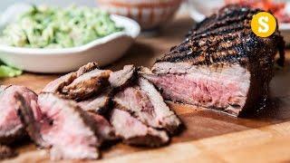 Chargrilled Steak Recipe: Carne Asada