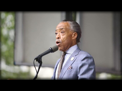 RACE BAITER AL SHARPTON CAUSES MAJOR FIRESTORM AFTER HE CALLS JESUS THIS 1 WORD... THIS IS CRAZY
