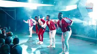 Diamond platnumz - live Performance at Safaricom Private Party (Dealer Awards) part 1