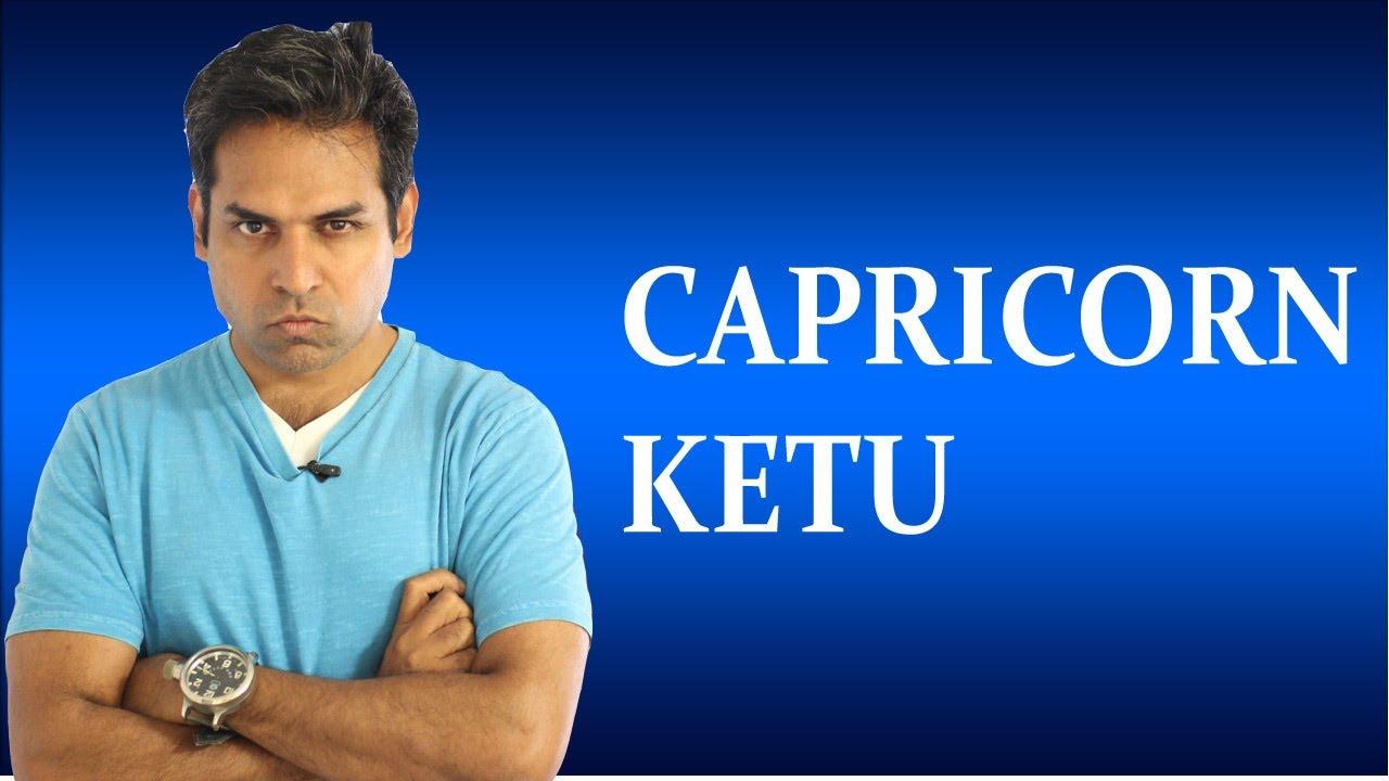 ketu in capricorn in horoscope
