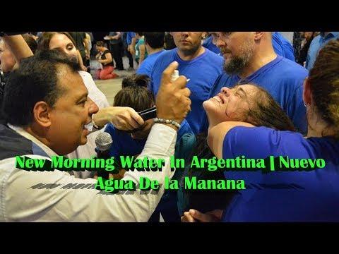New Morning Water In Argentina | Nuevo Agua De la Manana (2018) Argentina - Resistensia, Chaco