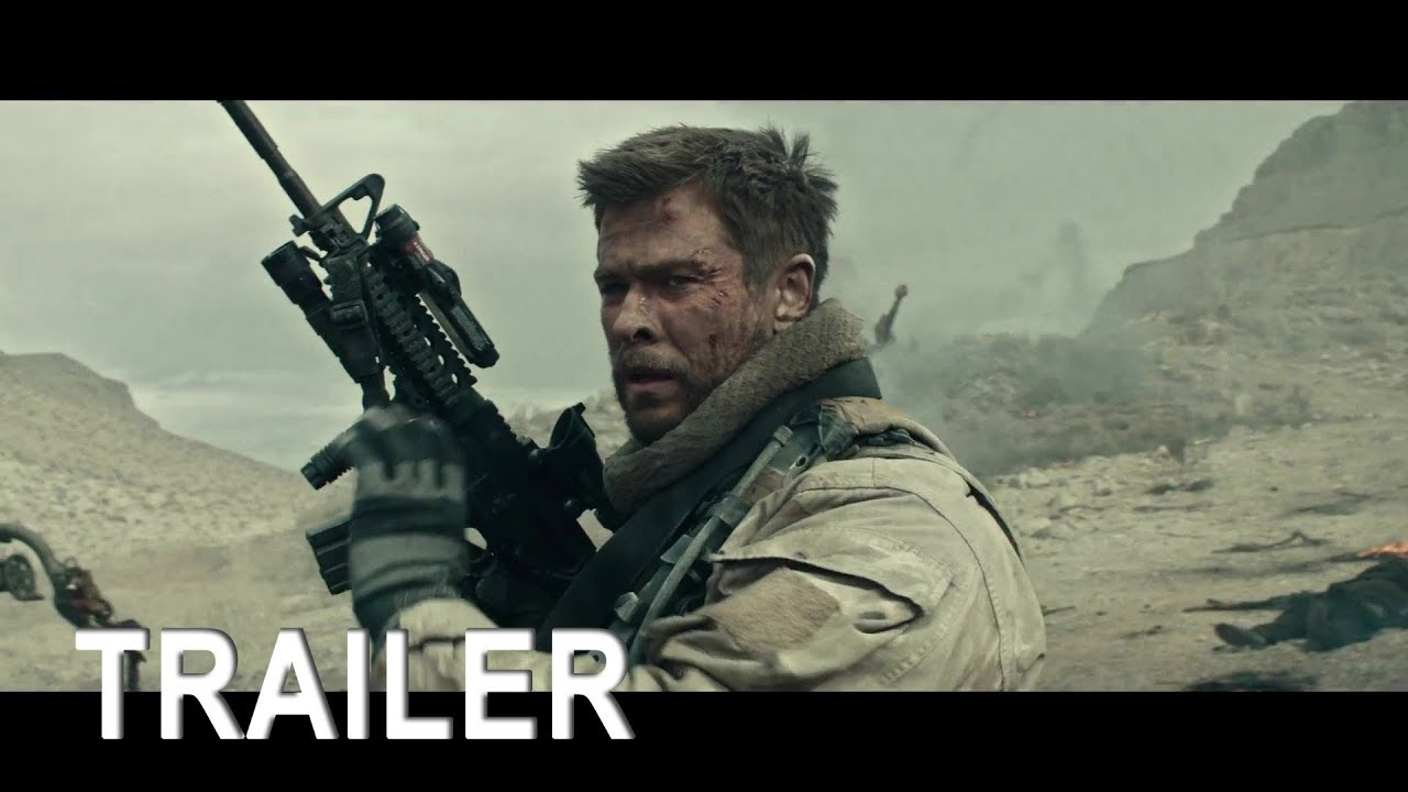 Download 12 Strong  |  Official Trailer  |  (2018)