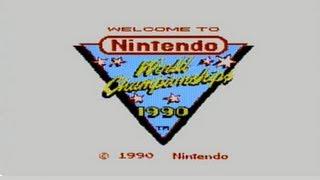 Nintendo World Championships 1990 Gameplay (RGotD 9)