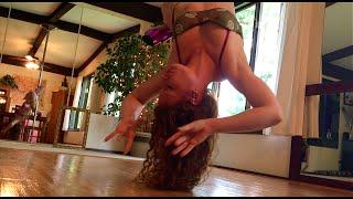 Tesselate : Double Pole Dance Freestyle - VOTE!