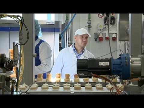 Александр Микитюк – начальник смены цеха мороженого компании «Санта Бремор» в проекте «Санта рядом»
