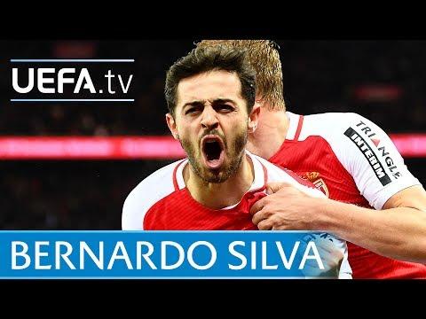 Bernardo Silva - Goals and highlights - Manchester City, Monaco, Portugal