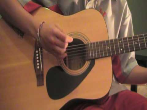 INSTRUMENTAL  Give Love A Try Jonas Brothers Guitar Acoustic