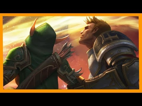Where Were Turalyon and Alleria? - World of Warcraft Lore thumbnail