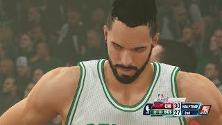 NBA 2k14 My Career PS4 Round 2 Game 4 Ep 48