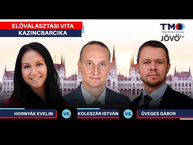 Előválasztási vita | Kazincbarcika, BAZ 4. | Jövő TV