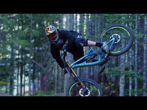 Bernard Kerr: Just Another Whistler Edit