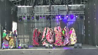 Пошунэнти. Театр цыганского танца и песни «ШАТРИЦА». Ольга Смирнова.