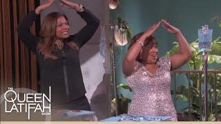 Chandra Wilson Plays Beat The Doc | The Queen Latifah Show