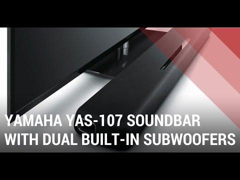 Yamaha yas 107 soundbar with dts x quick review india for Yamaha yas 107 review