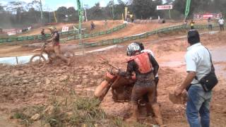 Moto cross Raling enduro - Chacra del chato Pucallpa