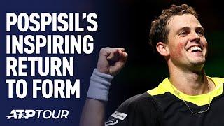 Pospisil's Inspiring Comeback | FEATURES | ATP