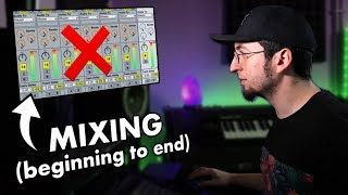 The CLEANEST way to MIX YOUR BEATS (ableton, fl studio, logic)