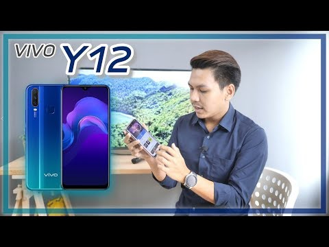 รีวิว VIVO Y12 ราคา 4,999 บาท คุ้มค่าแค่ไหน ?