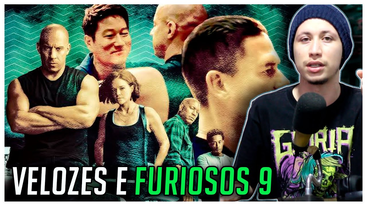 REACT Velozes & Furiosos 9 | Trailer Legendado