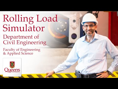 Moving Load Simulator, an investment in infrastructure research