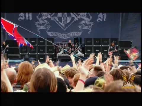 Machine Head - Struck a Nerve - Sonisphere 09