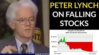Peter Lynch: How To Deal With A Falling Stock  Explained
