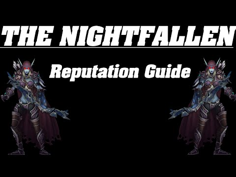 Legion: The NightFallen | Reputation Guide |