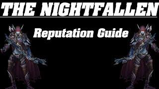 Legion: The NightFallen | Reputation Guide |