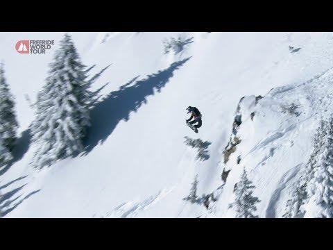 FWT19 Fieberbrunn Austria – Sport Update: Snowboard Men