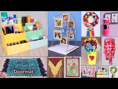 10 Multi Purpose… DIY Room Decor & Organization Idea 2019 || DIY Project !!!
