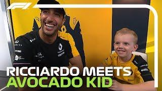 2019 Australian Grand Prix: Introducing Daniel 'Avocado'