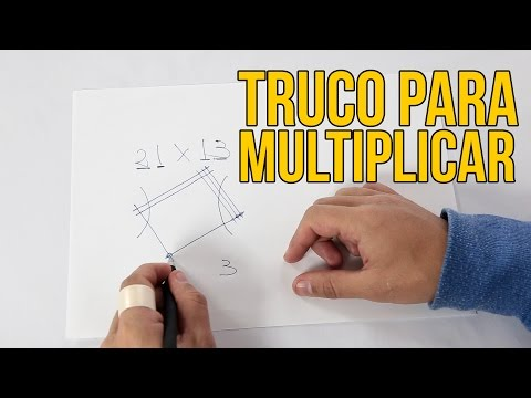 Truco para multiplicar sin calculadora - Matemáticas para niños - 동영상