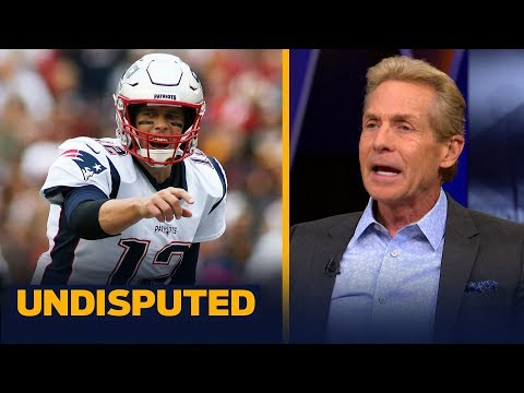 Patriots schedule is so easy that they could pull off 16-0 season — Skip Bayless | NFL | UNDISPUTED