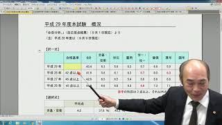2017年社会保険労務士本試験徹底分析(選択式) thumbnail