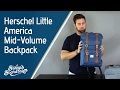Herschel Little America Mid Volume Backpack Walkthrough - Benny's Boardroom Whatsapp Status Video Download Free