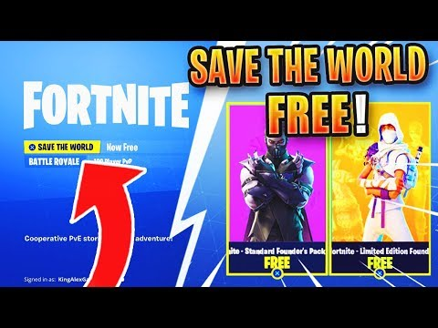 how to get stw for free pc