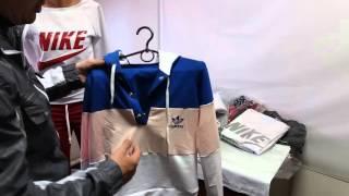 Обзор спортивных костюмов. Найк Nike Весна, Адидас  Adidas на кнопках. Прямой поставщик Одесса 7 км