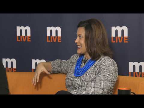 Gretchen Whitmer Michigan Voter Roundtable