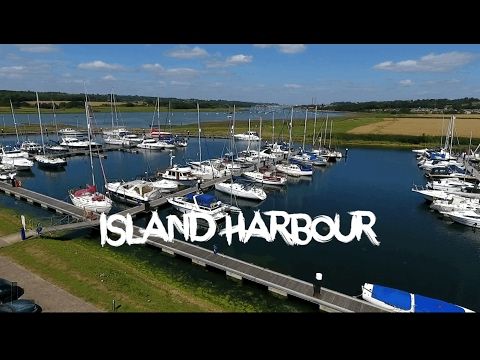 Island Harbour on the Isle of Wight