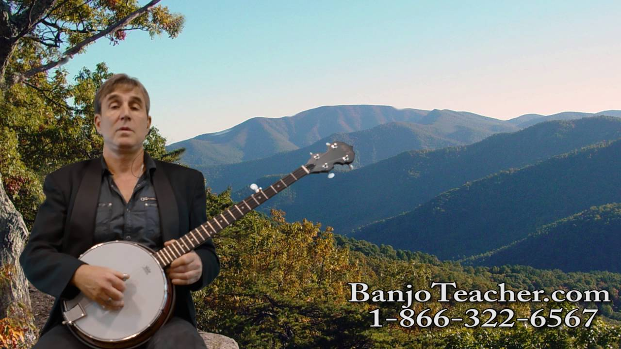 Banjo to Get Started on - The Rocky Top Morgan Monroe RT B 01