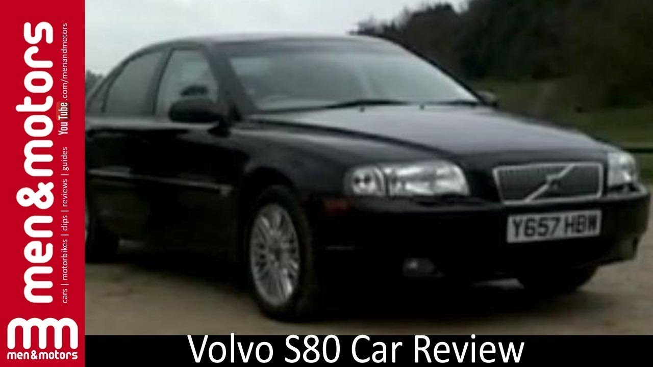 Volvo S80 Review 2001
