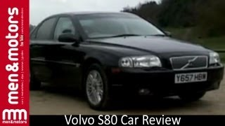 Volvo S80 Review (2001)