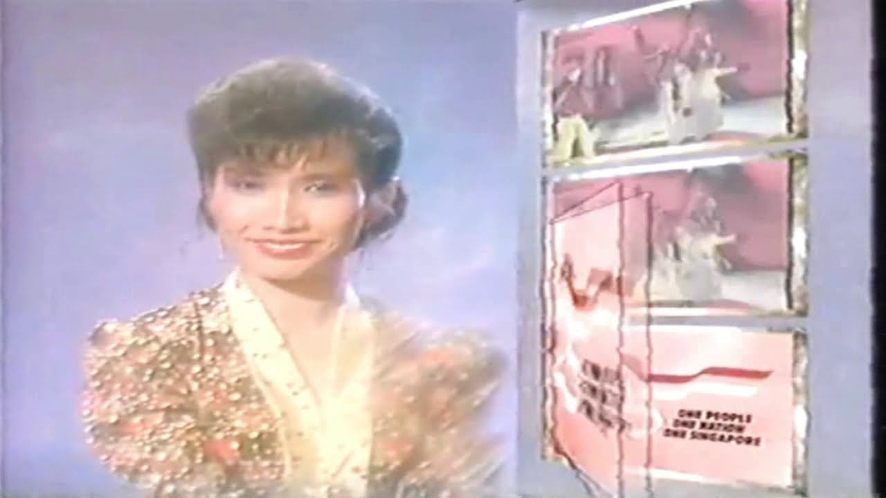 Download 1990 - Singapore - SBC Channel 5 End of Transmission & National Anthem on 6/10/1990 Sat  0000hrs SGT