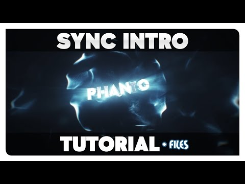 Sync Intro Tutorial + Free Stuff [C4D+AE] [1/3]
