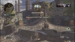 COD WW2 Our fastest game of war ever